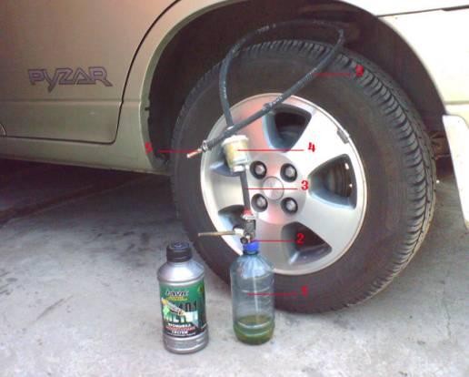 Как промыть инжектор и форсунки 118